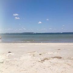Photo taken at Crane Beach by Jillian K. on 7/22/2012