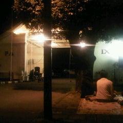 Photo taken at Lesehan Pakualaman by Mamok H. on 4/21/2012