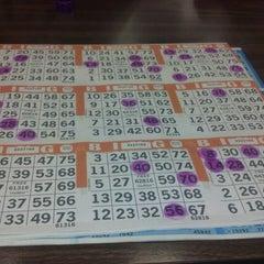 Photo taken at Delta Bingo by Bianca d. on 7/4/2012