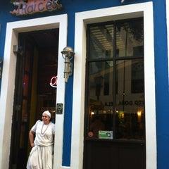Photo taken at Raices Restaurant by Kristina E. on 3/21/2012