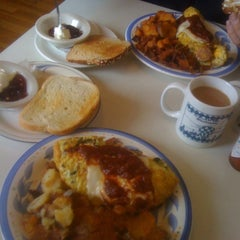 Photo taken at Bluebird Cafe by Cheri Ann T. on 4/5/2012