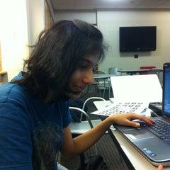 Photo taken at Computer Science Lounge - Columbia University by Sushmita S. on 3/25/2012