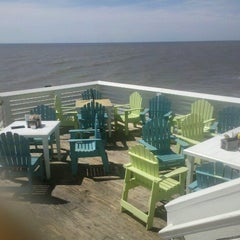 Photo taken at Jimmy's On The Pier by Brigette L. on 9/9/2012