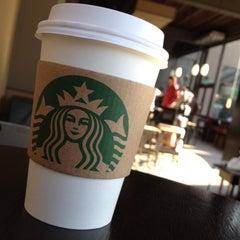 Photo taken at Starbucks by Juan Manuel B. on 5/1/2012