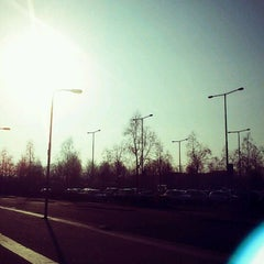 Photo taken at Recreatiebad Stappegoor by Vincent M. on 3/24/2012