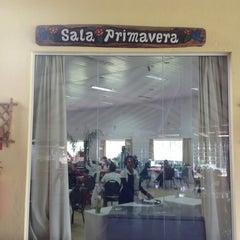 Photo taken at Sala Primavera by MILTON S. 7.2 on 10/14/2012