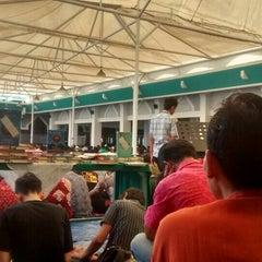 Photo taken at Masjid Raya Al-Musyawarah by Khalid D. on 6/19/2015
