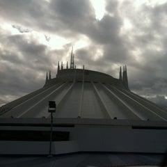 Photo taken at Space Mountain by Allegra B. on 11/17/2012