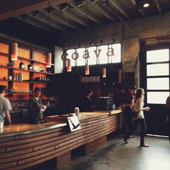 Photo taken at Coava Coffee Brew Bar by Anthony P. on 10/18/2012