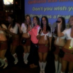 Photo taken at Tilted Kilt Mission Valley by Eug K. on 3/21/2013