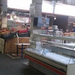 Photo taken at Bosnyák téri piac by kriszta v. on 11/5/2012