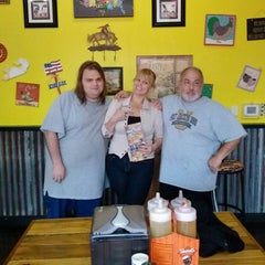 Photo taken at Fat Jack's BBQ by 'Kimberly S. on 6/28/2013