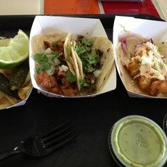 Photo taken at Tacos Atoyac by Megan H. on 12/20/2012