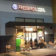 Photo taken at Freebirds World Burrito by Craig Y. on 10/20/2012