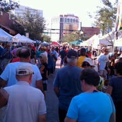 Photo taken at Sarasota Farmers Market by George on 11/3/2012