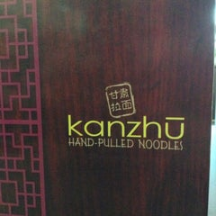 Photo taken at Kanzhū Hand-Pulled Noodles by Monica S. on 7/25/2013