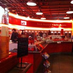 Photo taken at Seattle's Best Coffee by Jaey K. on 12/28/2012
