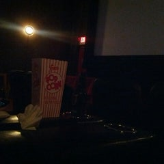 Photo taken at Cable Car Cinema and Cafe by kluzter b. on 4/1/2014