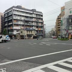 Photo taken at 四条大宮交差点 by civiloct 【. on 5/30/2013
