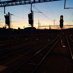 Photo taken at Bahnhof Rotkreuz by Paul S. on 6/26/2015
