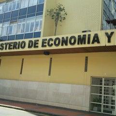 Photo taken at Ministerio de Economía y Finanzas by David A. on 4/21/2013