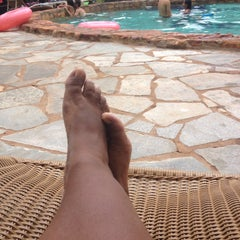 Photo taken at Thermas Paradise by Angélica A. on 12/6/2014