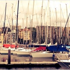 Photo taken at CYC - Cruising Yacht Club of Australia by Pierre on 11/3/2012