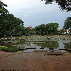 Photo taken at Taman Situ Lembang by Supriadi on 12/24/2012