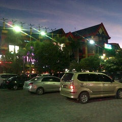Photo taken at Mataram Mall by Supriadi on 1/26/2013