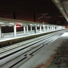 Photo taken at Estación de Segovia-Guiomar by Maria M. on 1/23/2013