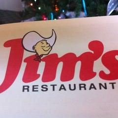 Photo taken at Jim's Restaurant by Omar M. on 12/2/2012