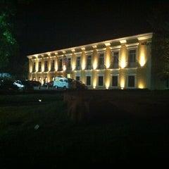 Photo taken at Casa das Onze Janelas by Fabiola M. on 12/18/2012