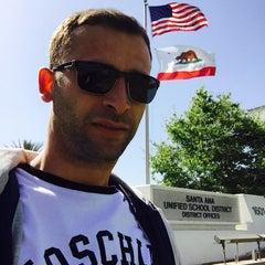 Photo taken at City of Santa Ana by Ruslan95 on 5/13/2015