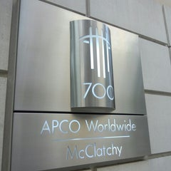Photo taken at APCO Worldwide by Reona O. on 9/17/2013