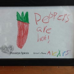 Photo taken at Penzey's Spices by Geneva N. on 11/3/2013