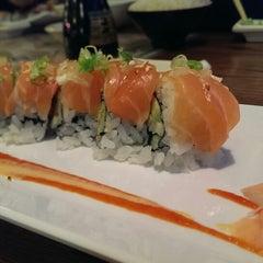 Photo taken at Samurai Sushi by Michael C. on 8/1/2013