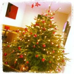 Das Foto wurde bei Hotel Donauzentrum von Ekaterina M. am 12/9/2012 aufgenommen
