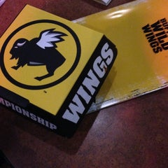 Photo taken at Buffalo Wild Wings by David S. on 1/21/2013