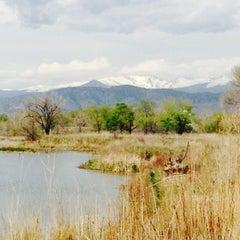 Photo taken at Walden Ponds Wildlife Habitat by Renee on 4/25/2015