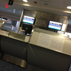 Photo taken at Gate D60 by Marc K. on 7/12/2013