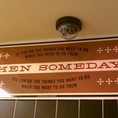 Photo taken at Jimmy John's by Darla K. on 10/11/2012