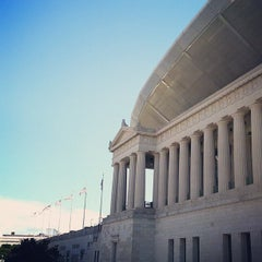 Photo taken at Soldier Field by Ashland T. on 9/22/2013