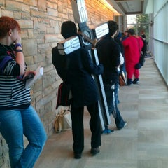 Photo taken at Sheraton Midwest City Hotel at the Reed Conference Center by Azure K. on 11/9/2012