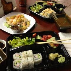 Photo taken at Happi Sushi by Angi G. on 1/25/2013