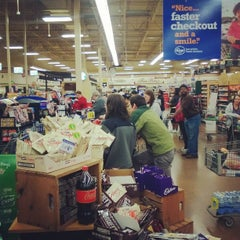 Photo taken at Kroger by Evin R. on 1/28/2014