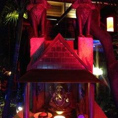 Photo taken at Thai Lounge by Mariolis on 12/27/2012