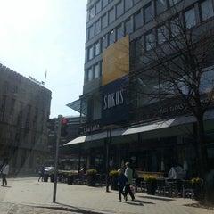 Photo taken at Sokos by Irina K. on 5/9/2013