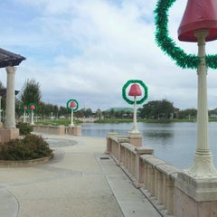 Photo taken at Frances Langford Promenade by Chuck W. on 11/14/2012