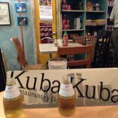 Photo taken at Kuba Kuba by Doris k. on 6/23/2013