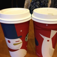 Photo taken at Starbucks by Jennifer L. on 11/21/2012